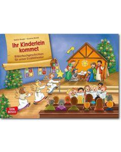 Ihr Kinderlein kommet (Bildkarten für unser musikalisches Erzähltheater)