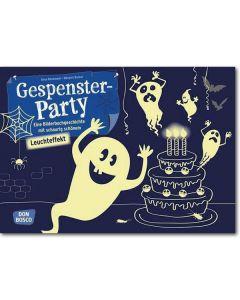 Gespensterparty (mit Leuchteffekt) (Bildkarten für unser Erzähltheater)