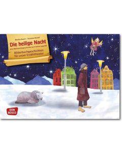 Die heilige Nacht. Eine Weihnachtsgeschichte nach Selma Lagerlöf (Bildkarten für unser Erzähltheater)