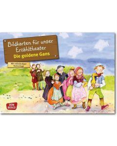 Die goldene Gans (Bildkarten für unser Erzähltheater)
