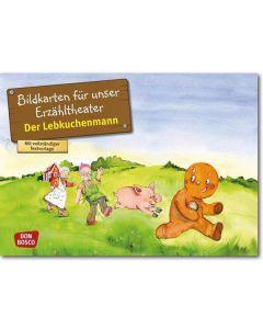 Der Lebkuchenmann (Bildkarten für unser Erzähltheater)
