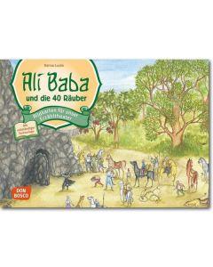 Ali Baba und die 40 Räuber (Bildkarten für unser Erzähltheater)