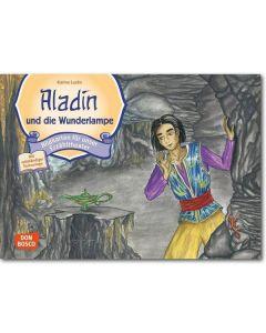 Aladin und die Wunderlampe (Bildkarten für unser Erzähltheater)
