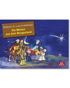 Die Weisen aus dem Morgenland (Bildkarten für unser Erzähltheater)