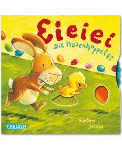Eieiei Die HasenhoppelEi