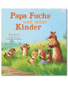 Papa Fuchs und seine Kinder