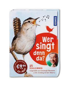 Wer singt denn da? (inkl. CD)