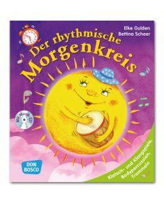 Der rhythmische Morgenkreis (inkl. CD)
