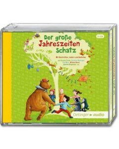 Der große Jahreszeitenschatz (4 CDs)