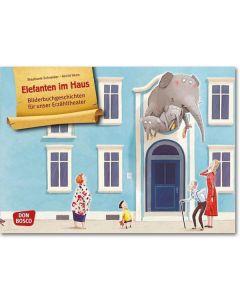 Elefanten im Haus (Bildkarten für unser Erzähltheater)