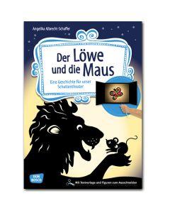 Der Löwe und die Maus (Geschichte für unser Schattentheater)