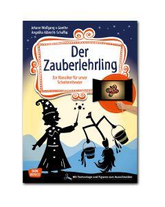 Der Zauberlehrling (Geschichte für unser Schattentheater)