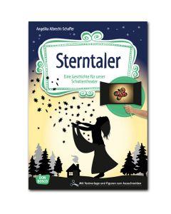 Sterntaler (Geschichte für unser Schattentheater)