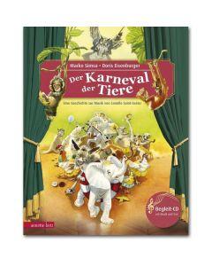 Der Karneval der Tiere (inkl. CD)