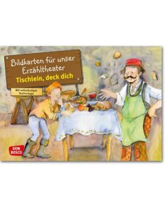 Tischlein, deck dich (Bildkarten für unser Erzähltheater)