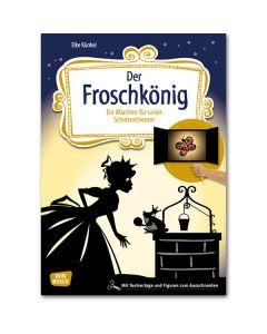 Der Froschkönig (Geschichte für unser Schattentheater)