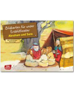 Abraham und Sara (Bildkarten für unser Erzähltheater)