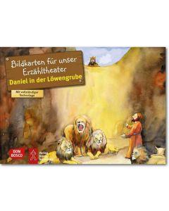 Daniel in der Löwengrube (Bildkarten für unser Erzähltheater)