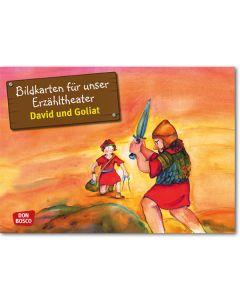 David und Goliat (Bildkarten für unser Erzähltheater)