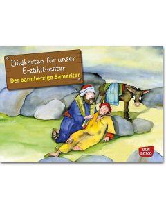 Der Barmherzige Samariter (Bildkarten für unser Erzähltheater)