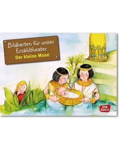 Der kleine Mose (Bildkarten für unser Erzähltheater)