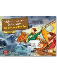 Der Sturm auf dem See (Bildkarten für unser Erzähltheater)