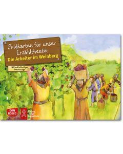 Die Arbeiter im Weinberg (Bildkarten für unser Erzähltheater)