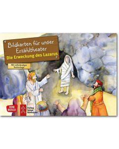 Die Erweckung des Lazarus (Bildkarten für unser Erzähltheater)