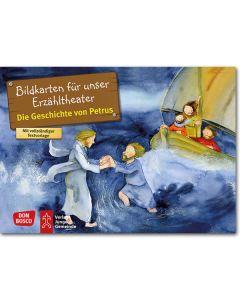 Die Geschichte von Petrus (Bildkarten für unser Erzähltheater)