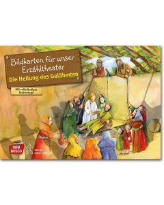 Die Heilung des Gelähmten (Bildkarten für unser Erzähltheater)