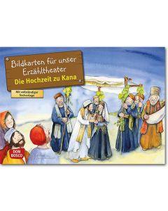 Die Hochzeit zu Kana (Bildkarten für unser Erzähltheater)