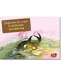 Jona läuft weg (Bildkarten für unser Erzähltheater)