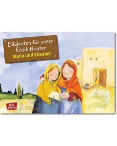 Maria und Elisabet (Bildkarten für unser Erzähltheater)