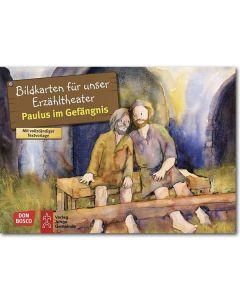 Paulus im Gefängnis (Bildkarten für unser Erzähltheater)