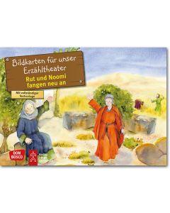 Rut und Noomi Fangen neu an (Bildkarten für unser Erzähltheater)