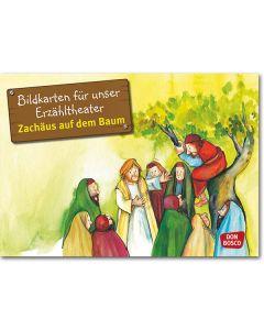 Zachäus auf dem Baum (Bildkarten für unser Erzähltheater)