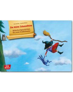 Die kleine Schusselhexe (Bildkarten für unser Erzähltheater)