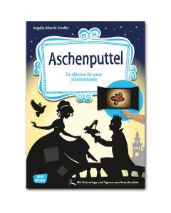 Aschenputtel (Geschichte für unser Schattentheater)