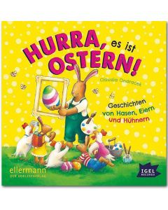 Hurra, es ist Ostern! 1 Audio-CD