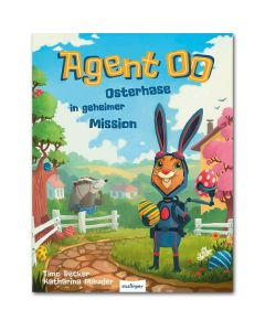 Agent OO - Osterhase in geheimer Mission