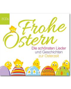 Frohe Ostern, 3 Audio-CD