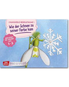 Wie der Schnee zu seiner Farbe kam (Bildkarten für unser Kleinkind-Erzähltheater)