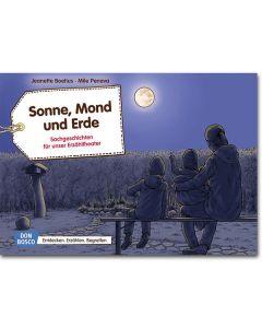 Sonne, Mond und Erde (Bildkarten für unser Erzähltheater)