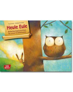 Heule Eule (Bildkarten für unser Erzähltheater)