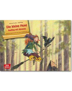 Die kleine Hexe: Ausflug mit Abraxas (Bildkarten für unser Erzähltheater)
