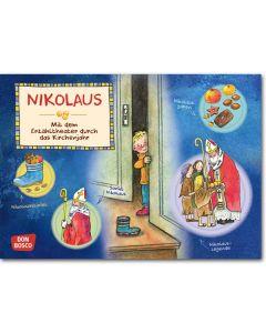 Nikolaus (Bildkarten für unser Erzähltheater)