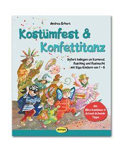 Kostümfest & Konfettitanz