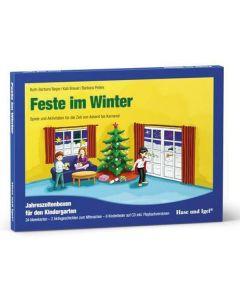 Feste im Winter, m. Audio-CD