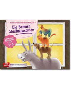 Die Bremer Stadtmusikanten (Bildkarten für unser Kleinkind-Erzähltheater)