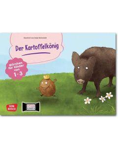 Der Kartoffelkönig (Bildkarten für unser Kleinkind-Erzähltheater)